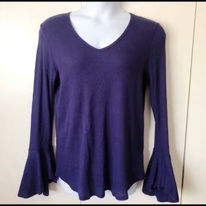 Anthropologie thermal top